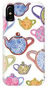 Tea For Two IPhone Case