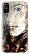 Tears In The Rain Iv IPhone Case