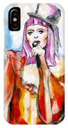 Tears Of A Clown IPhone Case