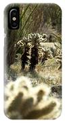 Teddy Bear Forest IPhone Case