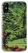 Tegalalang, Bali IPhone Case