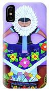 Tehuana IPhone Case