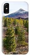 Teide IPhone Case