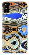 Tempe Town Lake Building IPhone Case