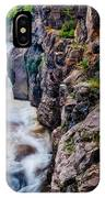 Temperance River Gorge IPhone Case