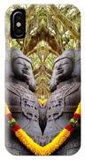 Temple God IPhone Case