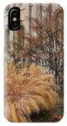Temple Landscaping IPhone Case