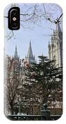 Temple View IPhone Case