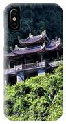 Temples Of Tam Coc Vietnam  IPhone Case