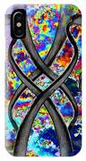 Tendril Tango IPhone Case