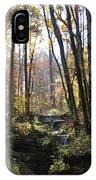 Tennessee Falls IPhone Case