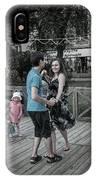 Ternopil Town Square, Ukraine IPhone Case