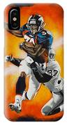 Terrell Davis II IPhone X Case