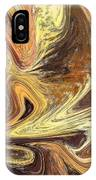 Terrestrial Fire Abstract IPhone Case