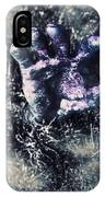 Terror From The Crypt IPhone Case