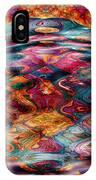 Tesseralien Griddle IPhone Case