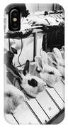 Tests On Animals, 1957 IPhone Case