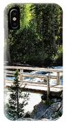Teton Bridge IPhone Case