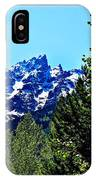 Teton Picture Perfect IPhone Case