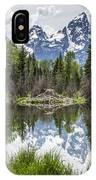 Teton Reflection IPhone Case