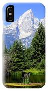 Tetons IPhone Case