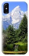 Tetons IPhone Case