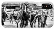 Texas Longhorns IPhone Case