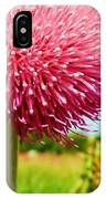 Texas Thistle 003 IPhone Case