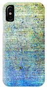 Texture#003 IPhone Case