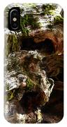 Textures On A Giant Sequoia IPhone Case