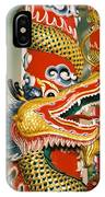 Thai Dragon IPhone Case