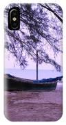 Thai Fishing Boat 04 IPhone Case