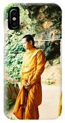 Thai Monks IPhone Case