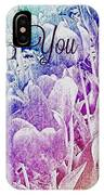 Thank You IPhone Case