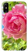 Thank You For Thinking Of Me- Rose IPhone Case