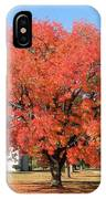 Thanksgiving Blessings IPhone Case