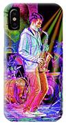 That Jazz Mood IPhone Case