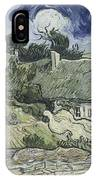 Thatched Cottages At Cordeville IPhone Case