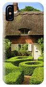 Thatched Cottages In Chawton 7 IPhone Case