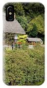 Thatched Cottages Of Hampshire 16 IPhone Case