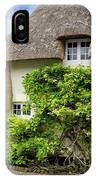 Thatched Cottages Of Hampshire 19 IPhone Case