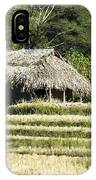 Thatched Shelter IPhone Case