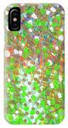 The Abundance Of Nature - The Nature Of Abundance IPhone X Case