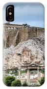 The Acropolis - Athens Greece IPhone Case