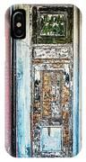 The Aged Door IPhone Case