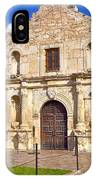The Alamo IPhone Case