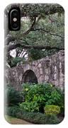 The Alamo Oak IPhone Case