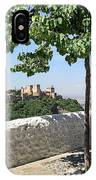 The Alhambra From Sacromonte IPhone Case