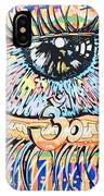 The All Seeing All Colourfull.... IPhone Case