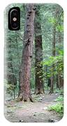 The Ancient Hemlock Forest IPhone Case